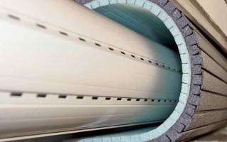 Das ROLL-THERM® Dämmsystem - Wärmedämmung und Schallschutz