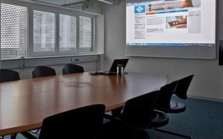 Der neue Rollladen RUFALUX - Coole Präsentation, wache Leistungsbereitschaft