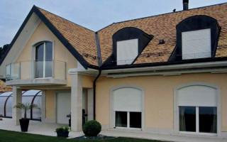 Schutz und Ästhetik vereint - Bei Neubau oder Renovationen