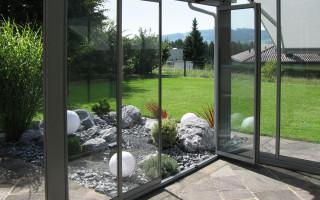 Verglasungsysteme Beispiele