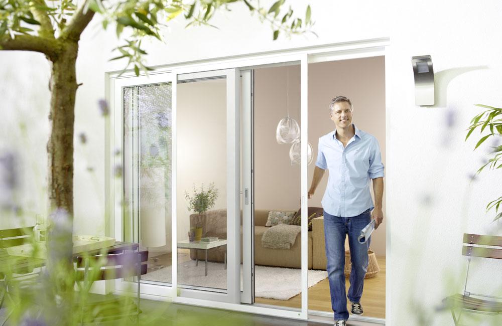 schiebeanlagen f r t ren storentechnik loriol. Black Bedroom Furniture Sets. Home Design Ideas