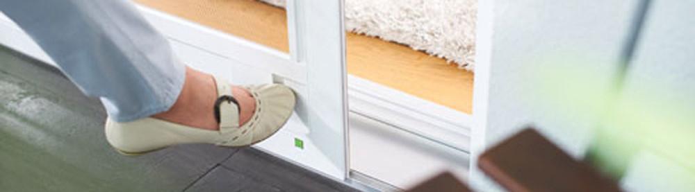 Insektenschutz Schiebeanlagen für Türen